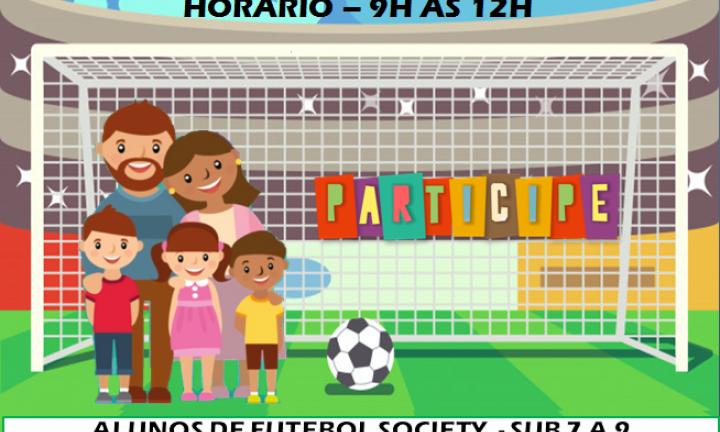 3° Festival Futebol e Família