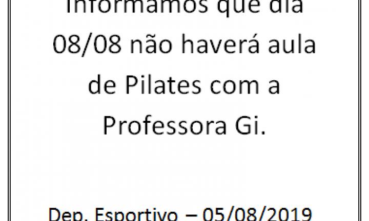 aula pilates