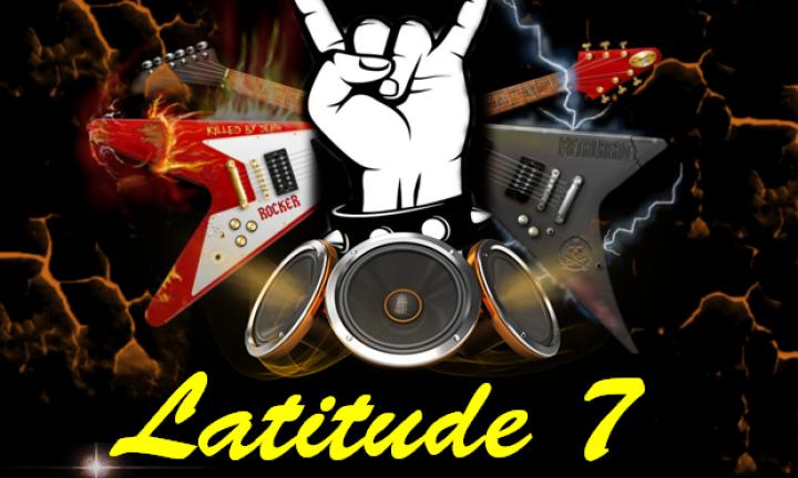 Happy Hour Latitude 7.