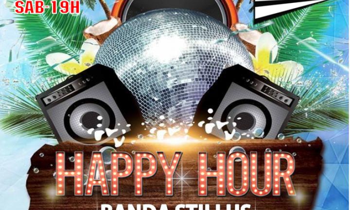 Happy Hour Banda Stillus