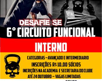 6° Circuito Funcional Interno