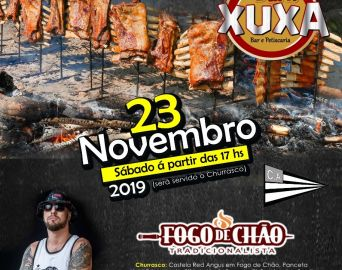 2° Churrasco de Chão do Bar do Xuxa