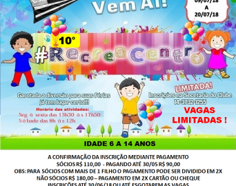 10° Recreacentro