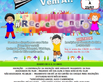 6º Recreacentro