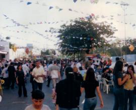 Fotos Bailes e sede esportiva
