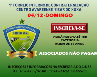 Torneio Interno Society