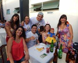 CarnaSamba com grupo Brilho Maior