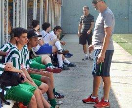 Torneio futebol society sub 15 semana independencia