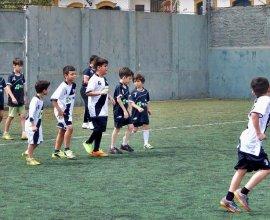 2° Futebol e Familia