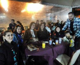 Happy hour Encruzilhada